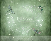 ELFWOOD Etsy Shop Design Package // Customized Shop Banners, Labels and Icon