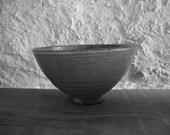 Ash glazed bowl 1887,, wood fired