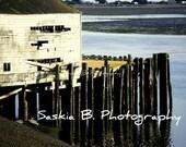 Rustic Building - Bodega Bay - 8x10
