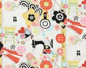 Alexander Henry 'Sew Now Sew Wow' Fabric- 1 Yard