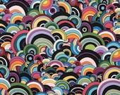 Alexander Henry 'Rivoli Bubbles' Fabric- 1 Yard