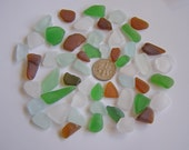 Genuine Beach Glass Seaglass from the Shores of Lake Erie Jewelry Quality Sea Glass