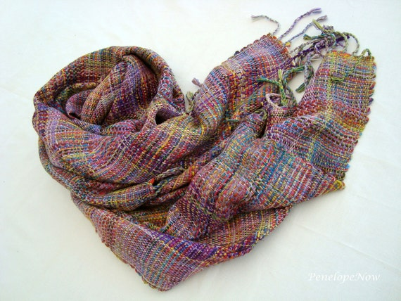 Handwoven Luxurious Wrap for Mother of the Bride or Groom