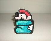 Mario Boot Note Holder