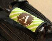 Personalized Luggage Finder Tag - Set of 2 - Many Colors and Designs Available