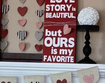 DIY Love Story Kit