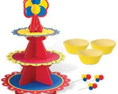 Wilton Primary Colors Cupcake Stand- SALE 50 % OFF