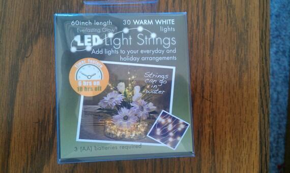 Led Lights on a String