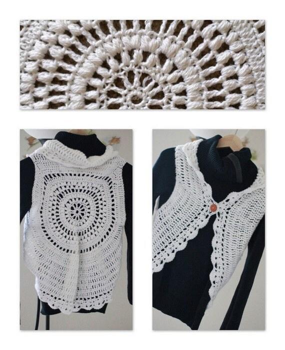 Bolero Jacket Pattern Pattern Crochet Shrug Jacket