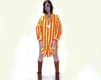 The Beatlejuice Dress by Mondi New Old Stock Oversized