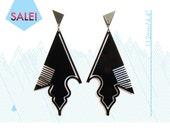 S A L E   -   Earrings Nr. 951/HUGE
