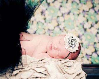 Onyx Black Tutu Newborn Tutu From the Posh Tutu Collection Infant Tutu Photography Prop