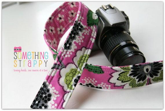 Simple Camera Strap DSLR SLR - Monica