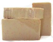 Peppermint Soap Fragrance Cold Process Exfoliant White Red Soap