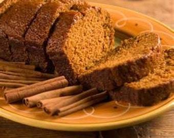 Pumpkin Spice Bread - Fresh Delicious Bread Let us do your Holiday baking
