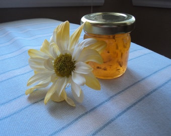 Peach Jalapeno Jam  Mini jars Wedding Favors Party gifts
