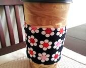 Eco-friendly Reversible coffee cup cozy