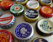 "CUSTOM ORDER for Mycrochetgarden - Bottle Cap Fridge Magnets - ""The Caps"" - 3 pairs"