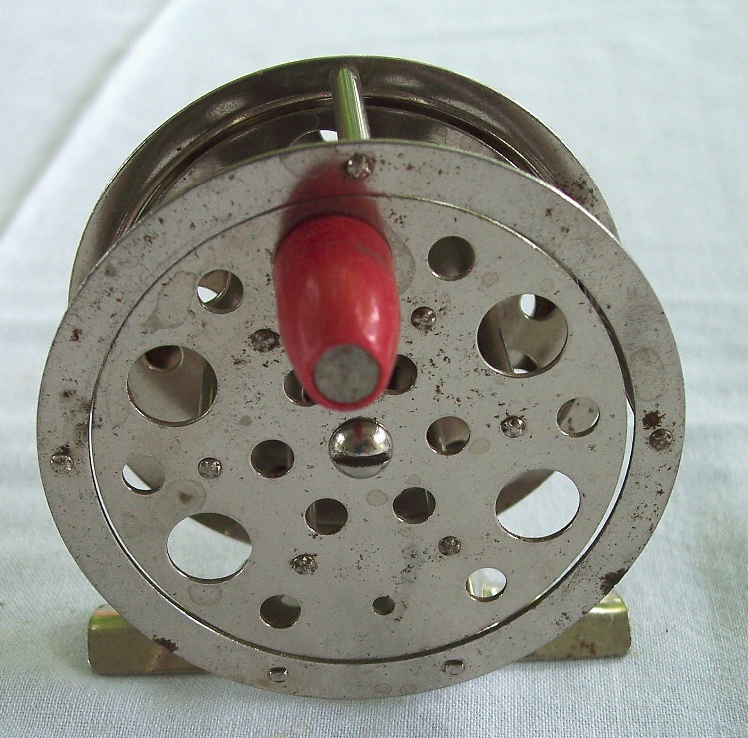 Vintage fishing reel made in the usa for Fishing reels made in usa
