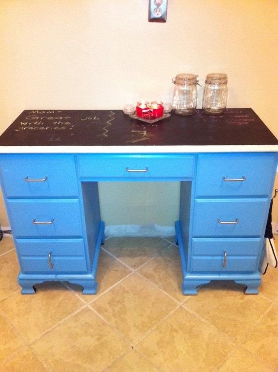 Items Similar To Desk To Kitchen Island Custom Order On Etsy