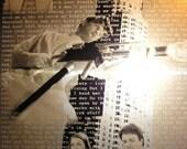 Dr. Horrible's Singalong Blog Magnet Mini Geekograph Limited Edition Metal Art