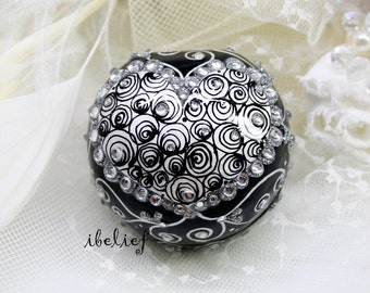 Love box of the day of the dead ring box RB0002