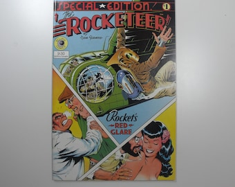 The Rocketeer Special Edition No.1 (1984)