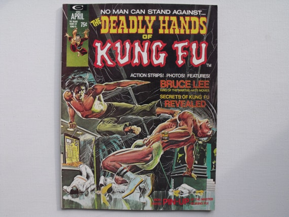 The Deadly Hands of Kung Fu No.1