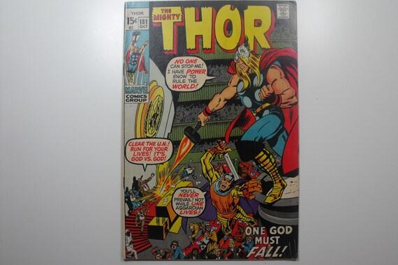 Thor No.181 (1970)