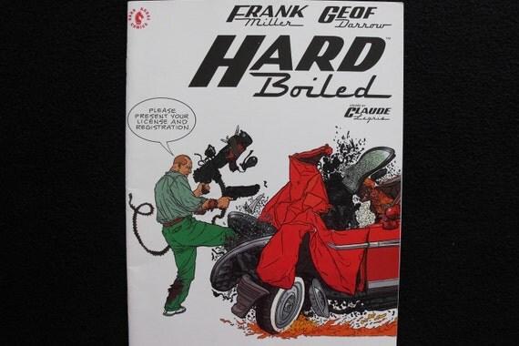 Hard Boiled No.1 (1990)
