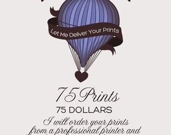 75 Prints 75 Dollars