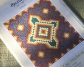 Byzantine by Prairies Edge Patchworks Quilt  Pattern