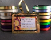 Gift card holder picture frame create your own give your gift card in style your choice of  16 colors