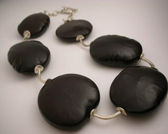 Cocoa Pods Necklace