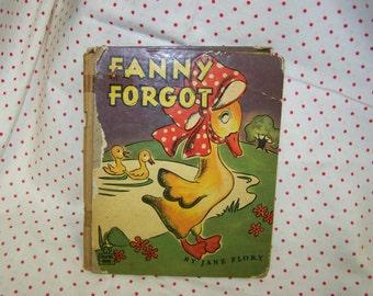 Tell A Tale Book Fanny Forgot