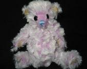 handmade mini small bear with safety eyes