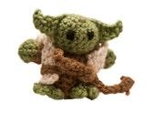 Mini Yoda Doll