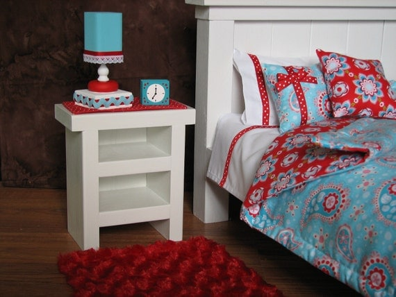 Items Similar To American Girl Sized 18 Quot Doll Bedroom
