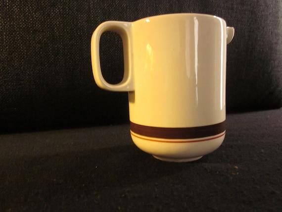60's Portuguese Ceramics Milk Can