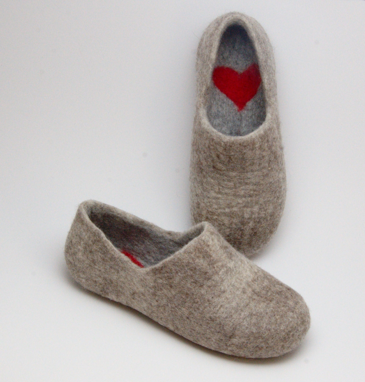 Merino Wool Shoes Women