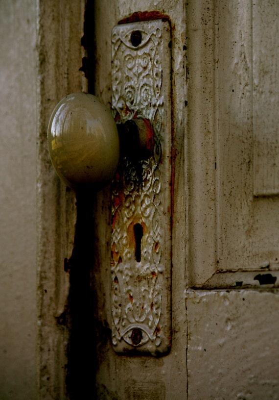 Vintage Door Keyhole
