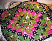 Reserved for customer - HAWAIIAN PRINT QUILT