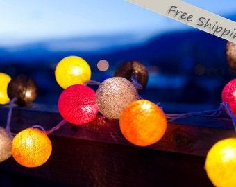 La Vie Boheme Light String--- Free Shipping --- limited time offer