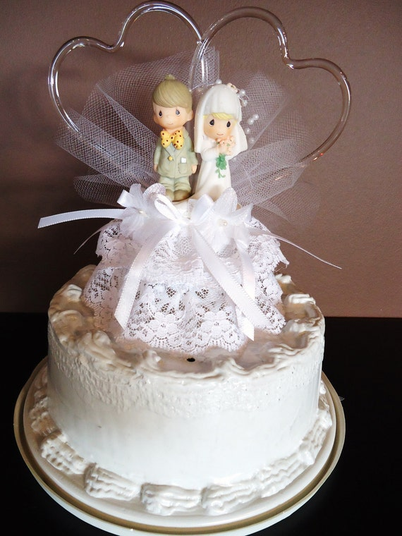 precious moment wedding cake topper wedding cake topper precious moments 18717