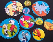 Dr. Seuss Character Die Cuts
