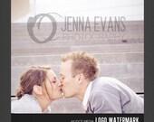 Watermark for Jenna Evans Photography Logo