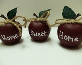 Home Sweet Home Apples