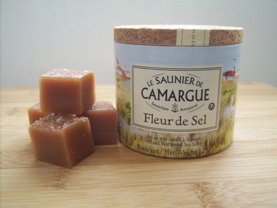 Fleur de Sel Caramel - 1/2 lb.