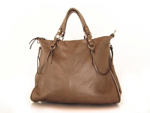 leather bag purse soil -.- the Maka-.-