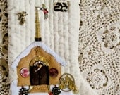 Jeweled Memory Christmas Stocking